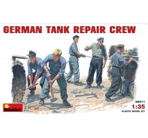 Miniart 35011 - German Tank Repair Crew - 5 figures 1:35