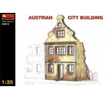 Miniart 35013 - 1:35 Austrian City Building