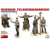Miniart 35046 - German Feldgendramerie - 5 figures 1:35