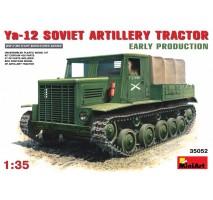 Miniart 35052 - 1:35 Soviet Artillery Tractor Ya-12. Early Prod