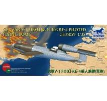 Bronco Models CB35059 - 1:35 V-1 Fi103 Re 4 Piloted Flying Bomb