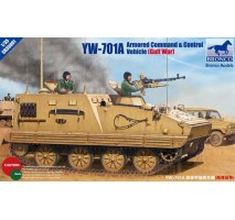 Bronco Models CB35091 - 1:35 YW-701A Armored Command & Control Vehicle(Gulf War)