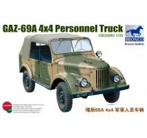 Bronco Models CB35093 - 1:35 GAZ69A