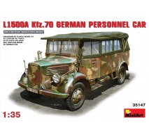 Miniart 35147 - L1500A (Kfz.70) German Personnel Car 1:35