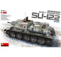 Miniart 35181 - 1:35 SU-122 (Early Production)