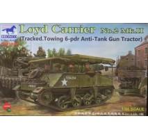 Bronco Models CB35188 - 1:35 Loyd Carrier No. 2 Mk. II