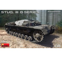 Miniart 35210 - 1:35 Stug.III 0-Series
