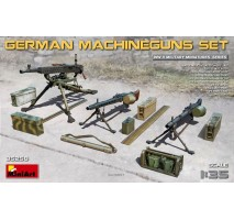 Miniart 35250 - German Machineguns Set 1:35