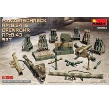 Miniart 35263 - Panzerschreck RPzB.54 & Ofenrohr RPzB.43 Set 1:35