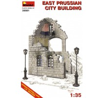 Miniart 35501 - 1:35 East  Prussian City Building