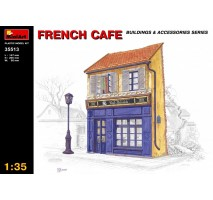 Miniart 35513 - 1:35 French Café