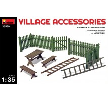 Miniart 35539 - Village Accessories 1:35