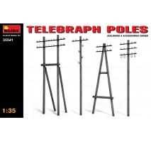 Miniart 35541 - Telegraph Poles 1:35