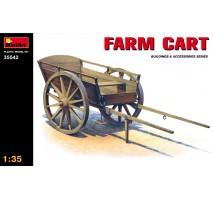 Miniart 35542 - Farm Cart 1:35