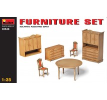 Miniart 35548 - Furniture Set 1:35