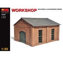 Miniart 35557 - Workshop 1:35