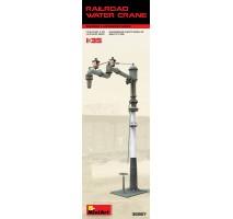 Miniart 35567 - Railroad Water Crane 1:35