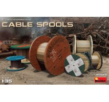 Miniart 35583 - 1:35 Cable Spools