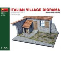 Miniart 36008 - 1:35 Italian Village Diorama