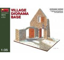 Miniart 36015 - 1:35 Village Diorama Base
