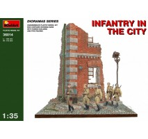 Miniart 36014 - 1:35 Infantry in the City - 5 figures