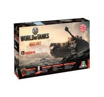 Italeri 36513 - 1:35 PANZER IV - World of Tanks