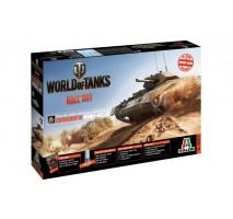 Italeri 36514 - 1:35 CRUSADER III - World of Tanks