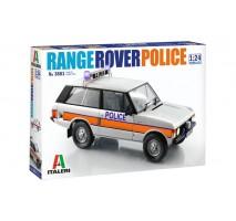 Italeri 3661 - 1:24 POLICE  RANGE ROVER