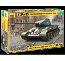 Zvezda 3687 - 1:35 SOVIET MEDIUM TANK T-34/85