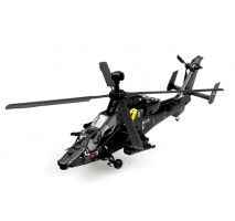 Easy Model 37008 - Helicopter - Eurocopter Tiger - German Army EC-665 Tiger UHT.9825. 1:72