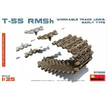 Miniart 37050 - 1:35 T-55 RMSh Workable Track Links. Early Type