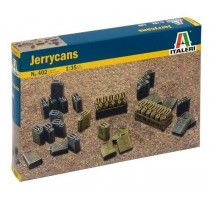 Italeri 0402 - 1:35 JERRY CANS
