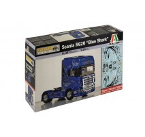 "Italeri 3873 - 1:24 SCANIA R620 ""BLUE SHARK"""