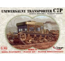 Mirage Hobby 35903 - 1:35 C7P Universal Transport Tractor ( Russian)