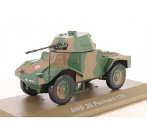 Atlas - 1:43 AMD 35 Panhard 178 (WWII Collection by EAGLEMOSS)