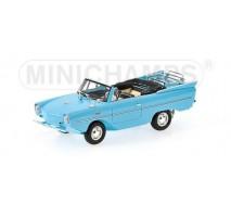 Minichamps - AMPHICAR - 1965 - TURQUOISE