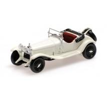 Minichamps - ALFA ROMEO 6C 1750 G.S. - 1930 - WHITE L.E. 1008 pcs.