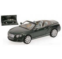 Minichamps - BENTLEY CONTINENTAL GTC - 2011 - GREEN