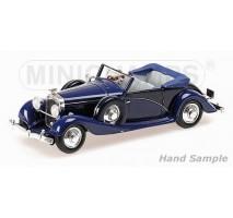 Minichamps - HISPANO-SUIZA J12 CABRIOLET - 1935