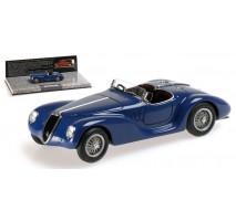 Minichamps - ALFA ROMEO 6C 2500 SS CORSA SPIDER - 1939 - BLUE
