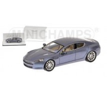 Minichamps - ASTON MARTIN RAPIDE - 2009 - BLUE METALLIC L.E. 750 pcs.