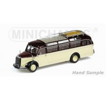 Minichamps - MERCEDES-BENZ O 3500 BUS - 1950 - ?SADAR'