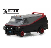 GreenLight 44790-B - Hollywood - The A-Team (1983-87 TV Series) - 1983 GMC Vandura Solid Pack - Hollywood Series 19