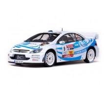 SUN STAR 4699 - Peugeot 307 WRC - #5 S.Sarrazin/J.Renucci