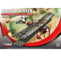 Mirage Hobby 481402 - 1:48 Halberstadt CL.IV H.F.W. (Early production)