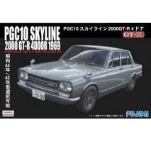 FUJIMI 038582 - 1:24 ID3 PGC10 Nissan Skyline GT-R '69 - ID Car (inch up series)