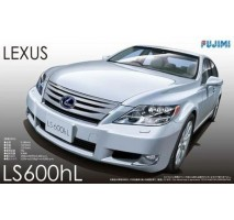 FUJIMI 038797 - 1:24 ID7 Lexus LS600hL 2010 Model - ID Car (inch up series)