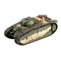 Easy Model 36156 - French Bi Bis Tank SN 337 EURE, May 1940,France 3e DCR 1:72