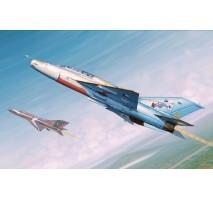 Trumpeter 02865 - 1:48 MiG-21UM Fighter