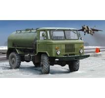 Trumpeter 01018 - 1:35 Russian GAZ-66 Oil Truck